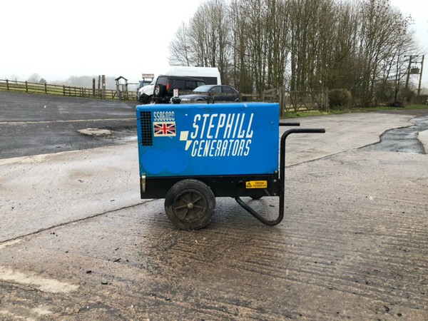 Used Stephill ssd6000
