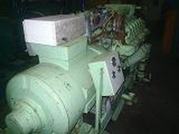 350 KVA MAN Generator