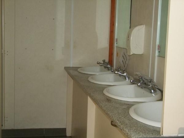 Used 32ft x 10ft Toilet Unit