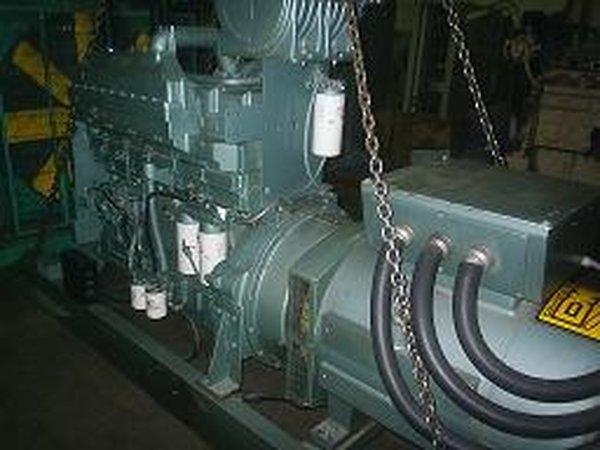 Used 500 KVA Cummins for sale