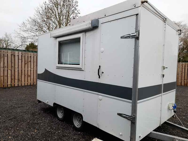 Kitchen trailer for sale
