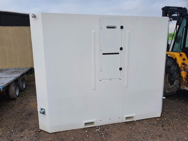 Brand New 2021 Gigloo 4 Bay Shower Block
