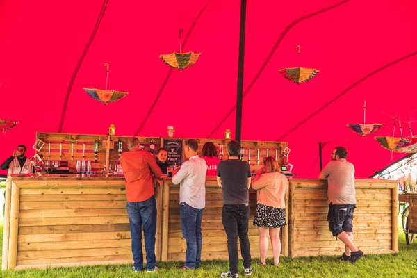 Mobile wooden bar units for sale