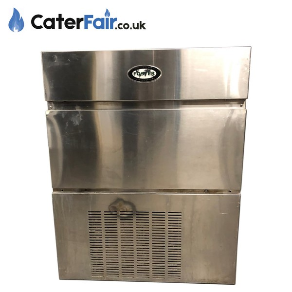 Foster F85 Ice Cuber Unit on Castors (Product Code: CF1639)