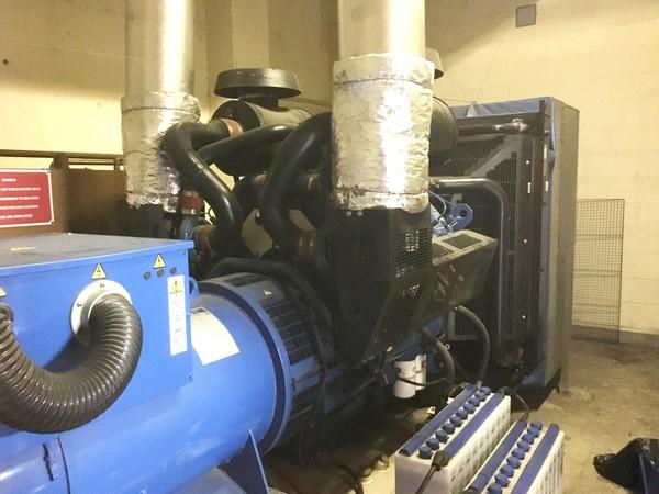 500kva standby Generator