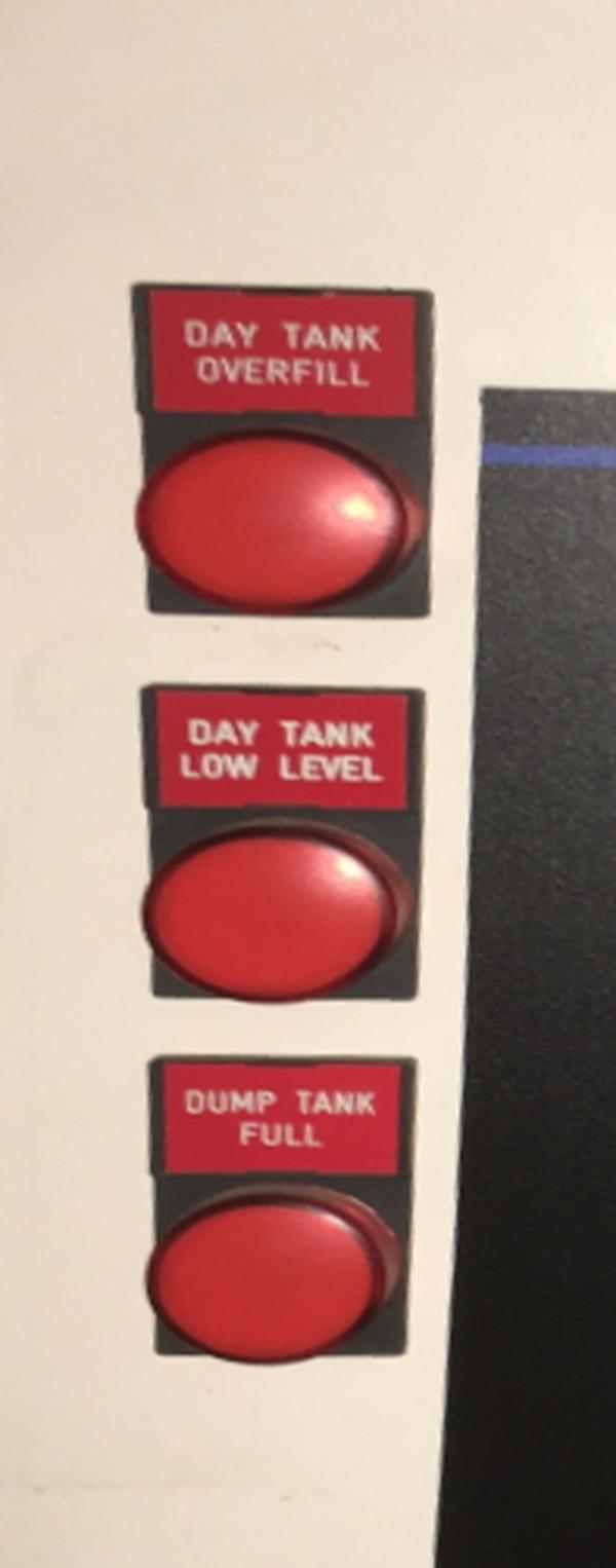 Fuel level indicators