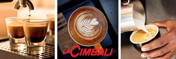 M39 La Cimbali espresso machine