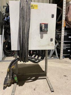400a MCB Protection Panel
