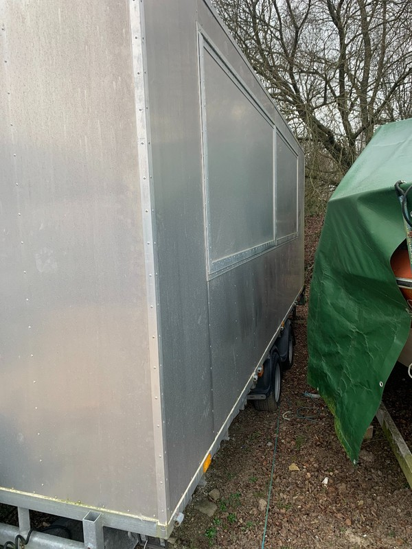 Bar trailer for sale