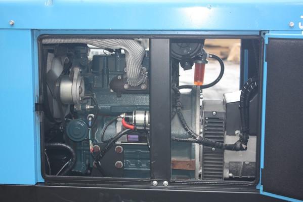 Kubota Engine in a 10Kva generator