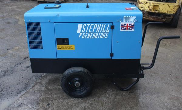 Super Silent 10kva generator