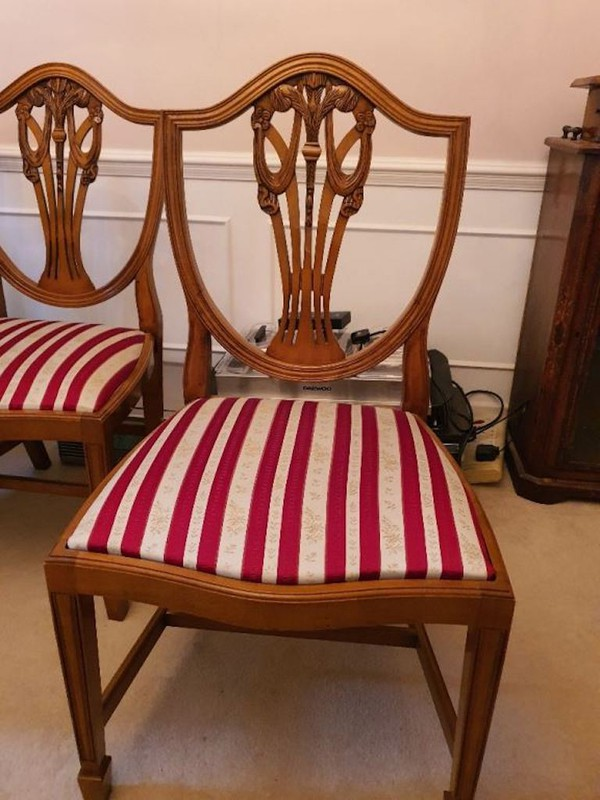 Prince of Wales Design Chairs