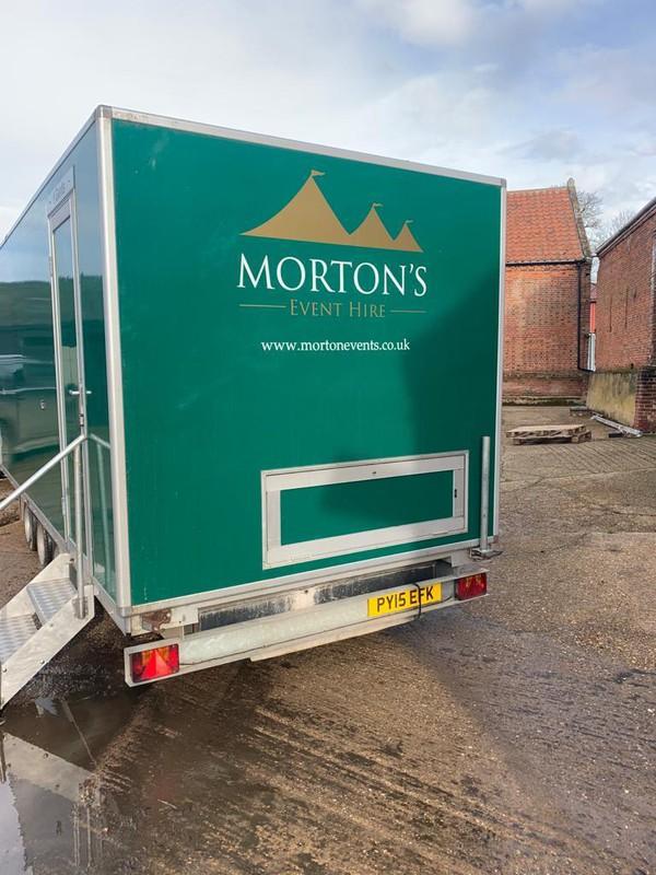 Luxury Toilet 3+1 - Norwich, Norfolk 9