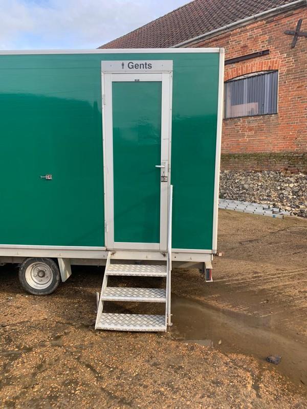 Luxury Toilet 3+1 - Norwich, Norfolk 22