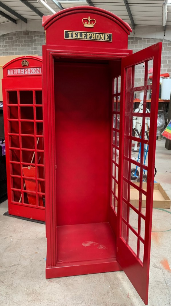 Booth phone