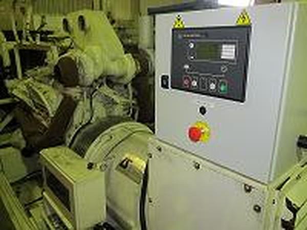 400 KVAs Detroit Generator