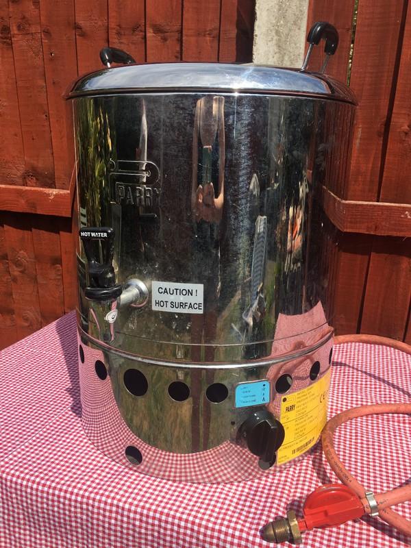 LPG Gas Water boiler for sale