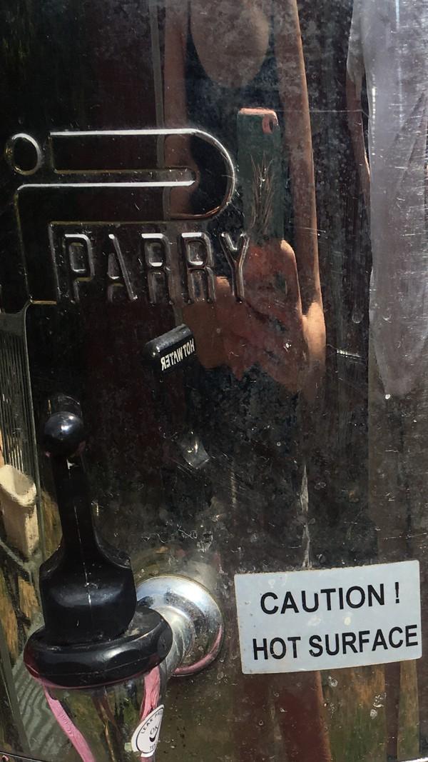 Parry GWB6P LPG water boiler