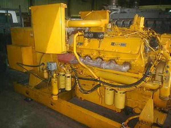550 KVA Caterpillars Generator