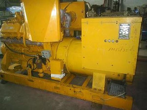 550 KVA Generator