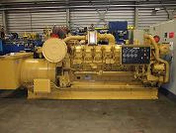 550KVA Caterpillar Generators