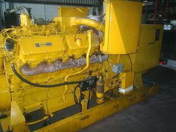 550KVA Generator