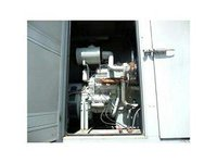 640 KVA Perkins Acoustic Generator