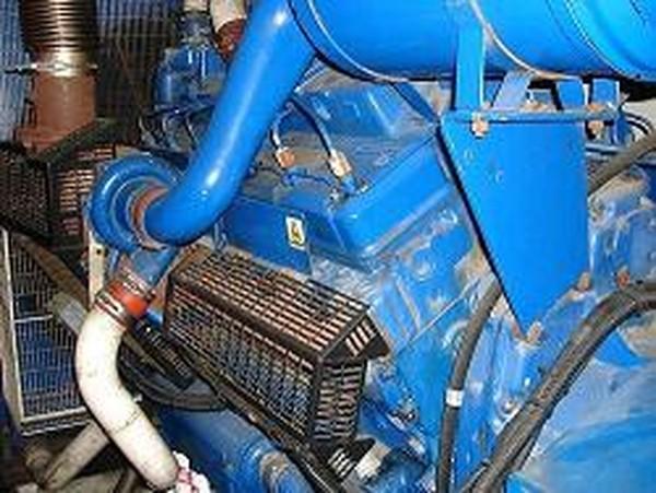 750 KVA Perkins Acoustic Generator 2000 hours
