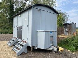 Bathroom trailer