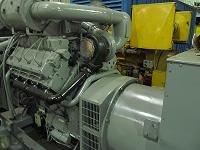 450 KVA Perkins Generator
