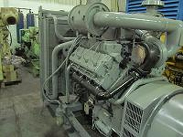 450KVA Perkins Generator