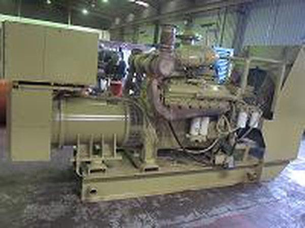500 KVA L Somer Generator