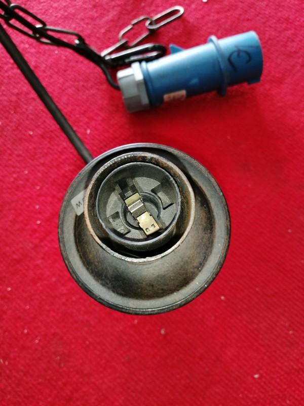 """Screw """"E14"""" type lamp holder"""