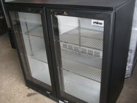 2 door bottle chiller