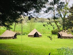 Bell Tents / Luxury Glamping Kit - Leeds, West Yorkshire