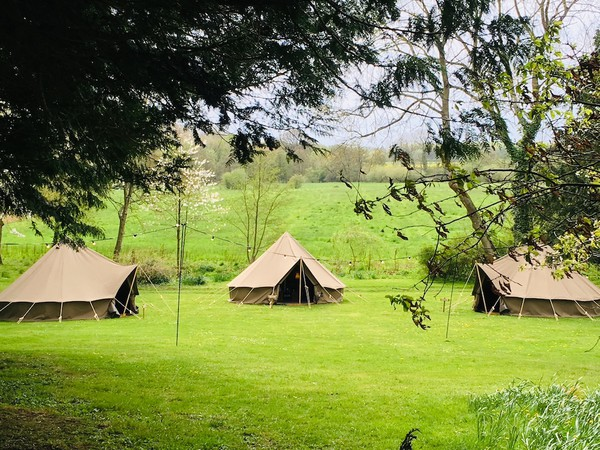 Bell Tents / Luxury Glamping Kit - Leeds, West Yorkshire 1