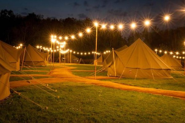 Bell Tents / Luxury Glamping Kit - Leeds, West Yorkshire 3