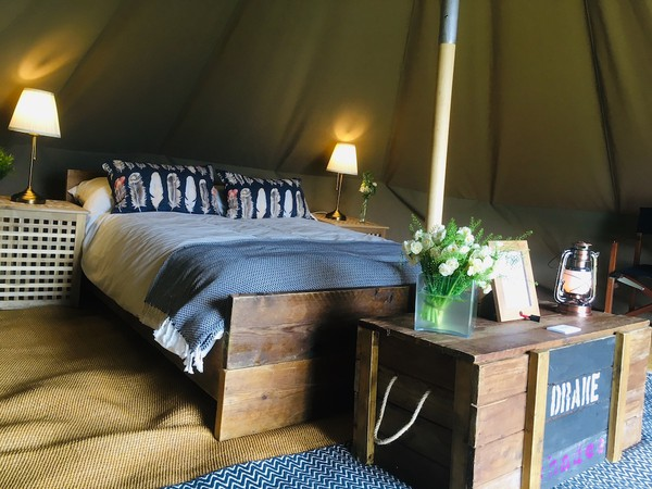 Bell Tents / Luxury Glamping Kit - Leeds, West Yorkshire 5