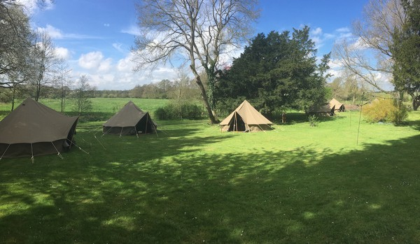 Bell Tents / Luxury Glamping Kit - Leeds, West Yorkshire 2