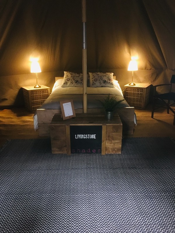 Bell Tents / Luxury Glamping Kit - Leeds, West Yorkshire 9