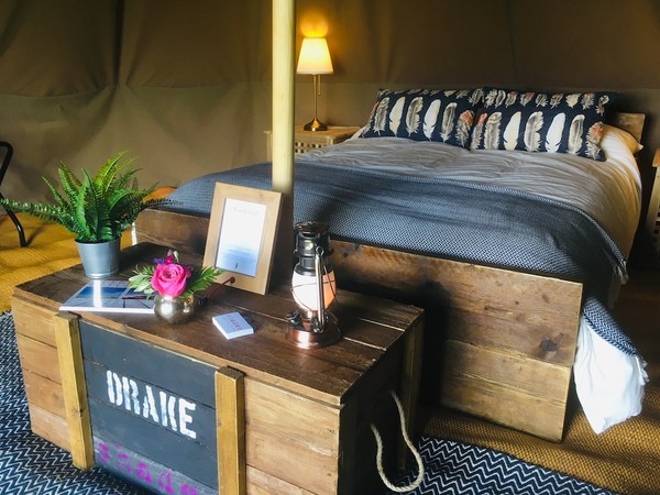 Bell Tents / Luxury Glamping Kit - Leeds, West Yorkshire 4