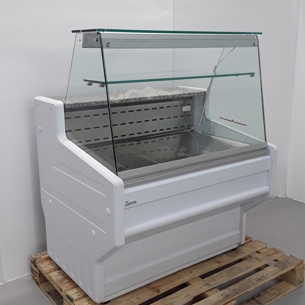 Used Zoin Hill 100 Serve Over Chiller(13305)