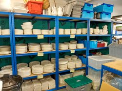 Catering Equipment Hire Business Stock Job Lot