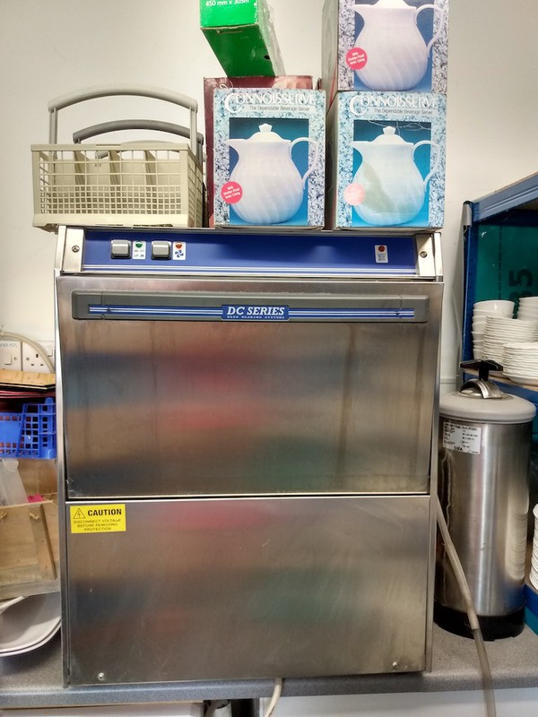 DC Series Glasswasher