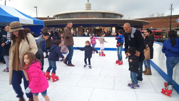 Ice Rink hire business