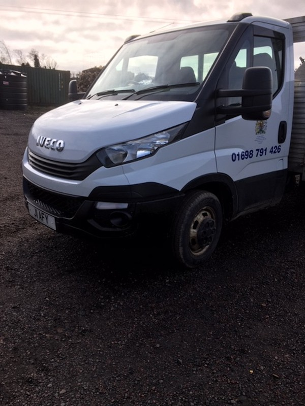 Used Iveco Daily 35-150