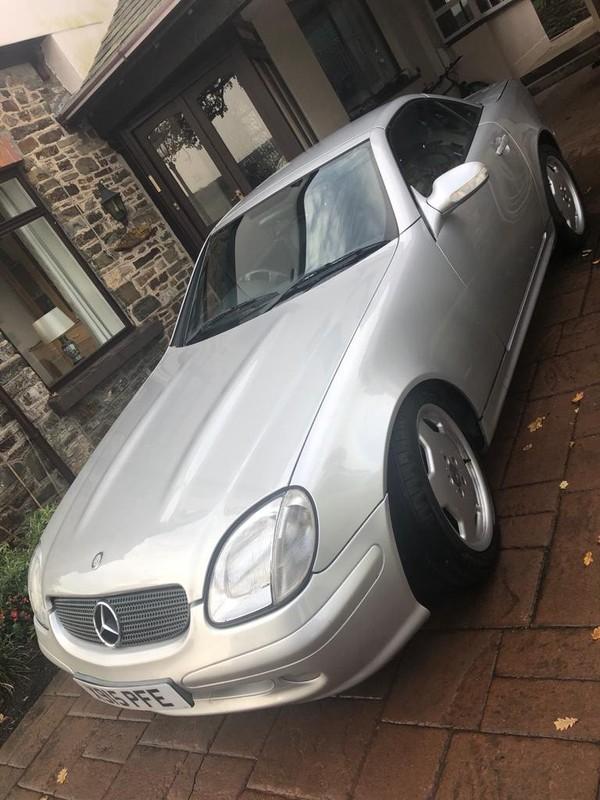 Mercedes 200SLK