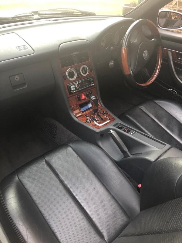 Mercedes 200SLK for sale