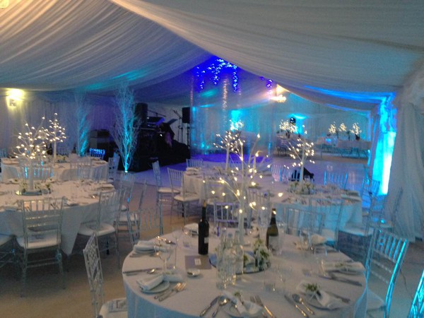 Party marquee hire business Oxfordshire / Surrey