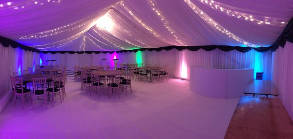 Party marquee hire Near London